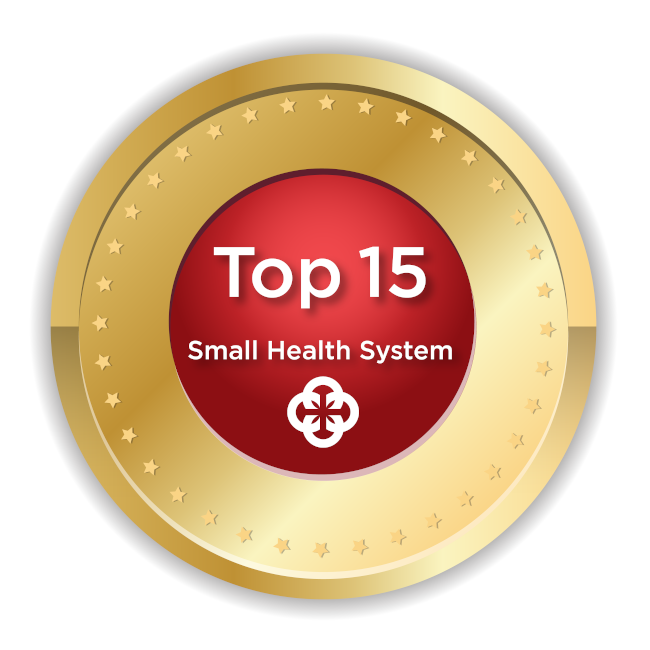 IBM Watson Top 15 Health Systems