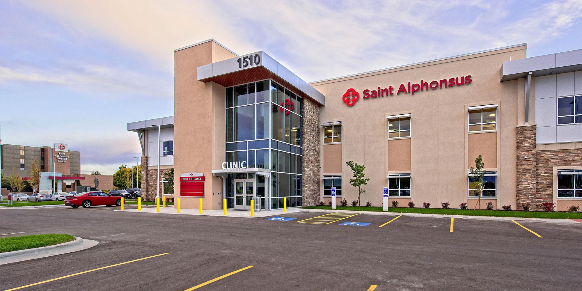 Saint Alphonsus Nampa 12th Avenue Family Medicine 1510
